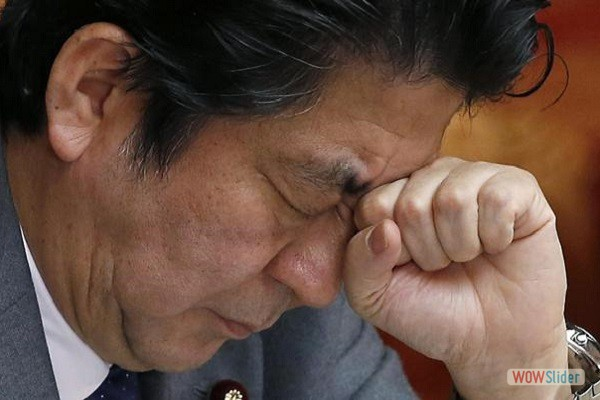 Shinzo Abe - Decapitato anche Kenji Goto (2)